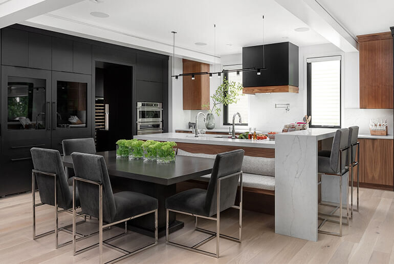 bar stools with matching dining chairs