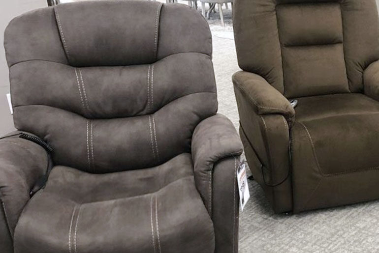 how to fix sagging recliner seat