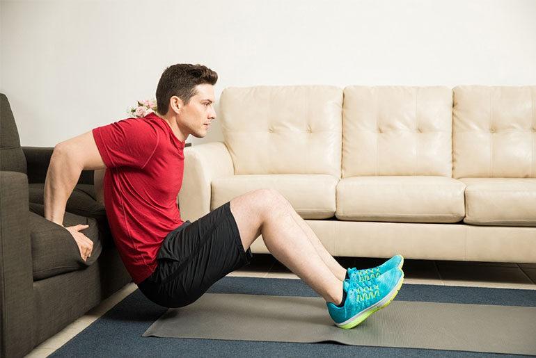 recliner exercises