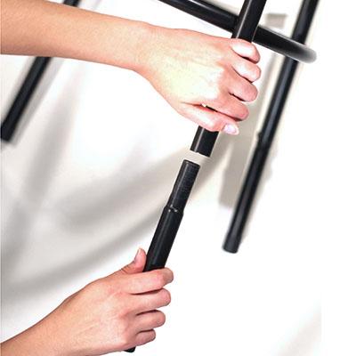using bar stool extenders