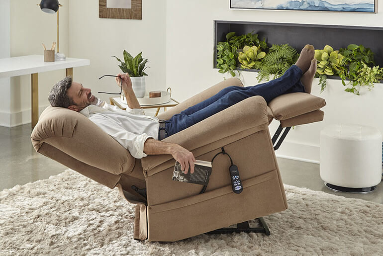 best quality power recliners with heat and massage